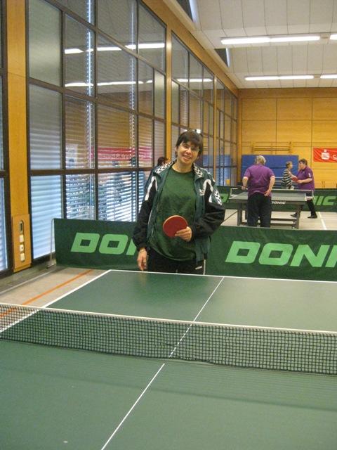 Tischtennis 2015